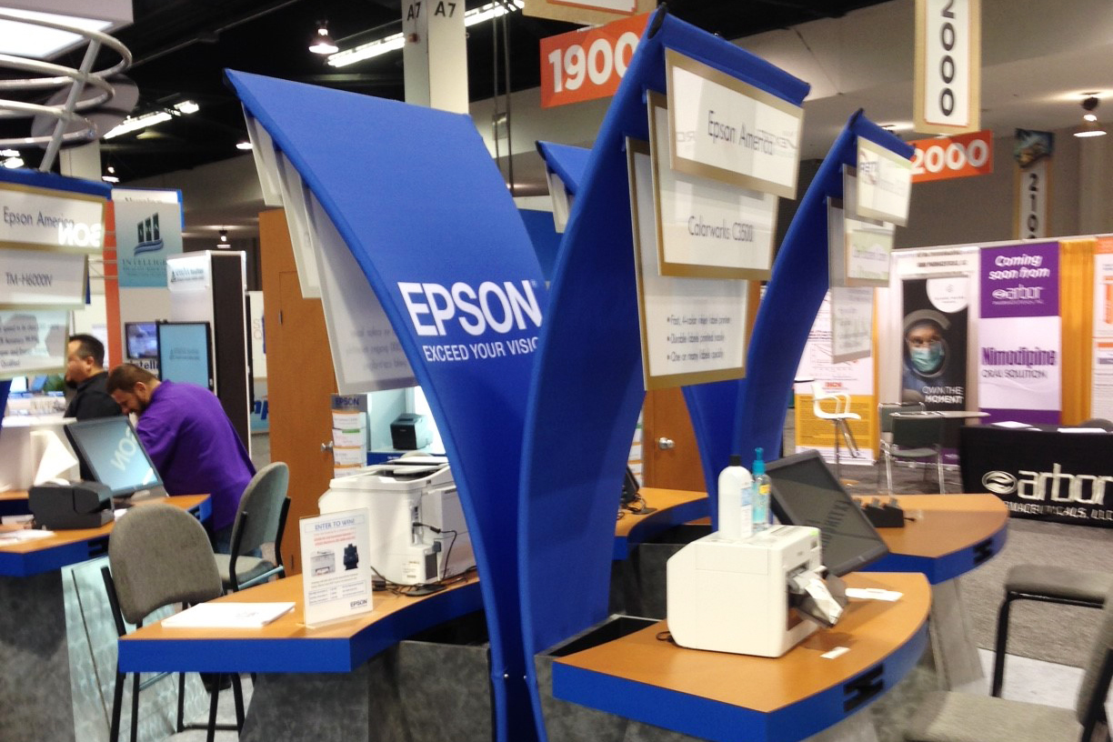 Trade Show Graphics And Displays That Turn Heads