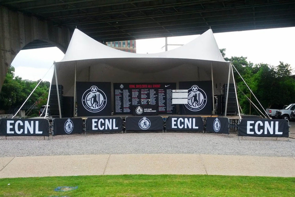 Event Signage That Is Larger Than Life And For Every Space