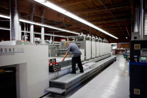 litho-printing