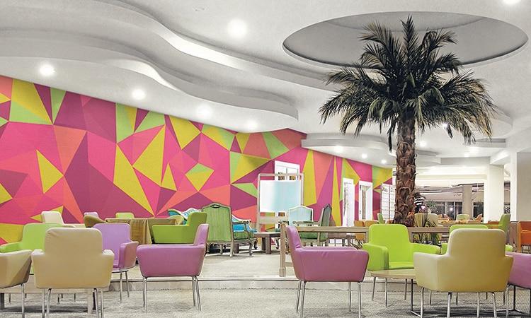 lobby-wallcovering