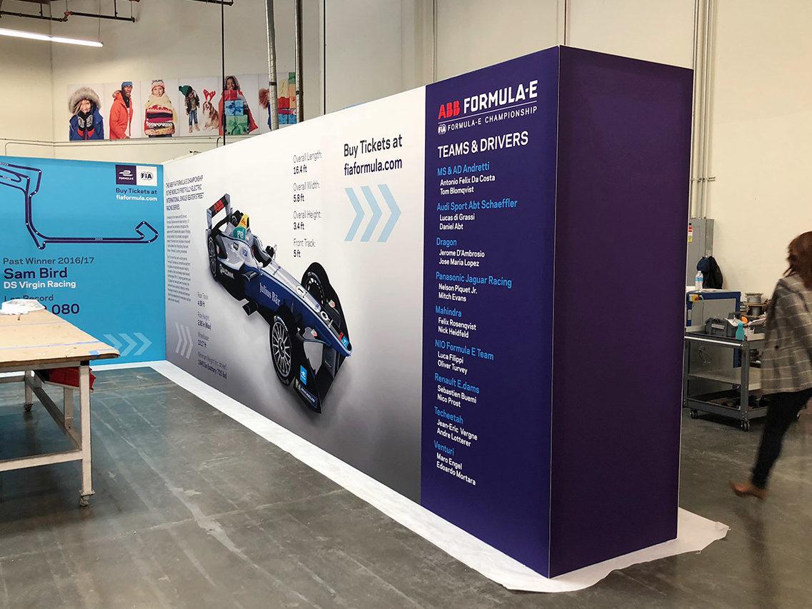 formula-e-trade-show-booth-build
