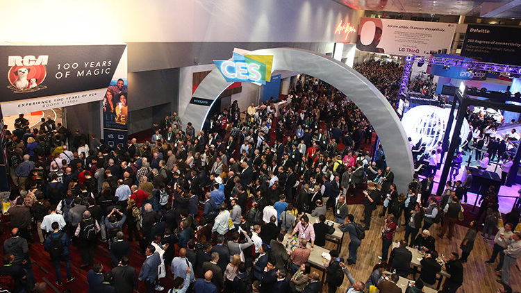 CES-opening