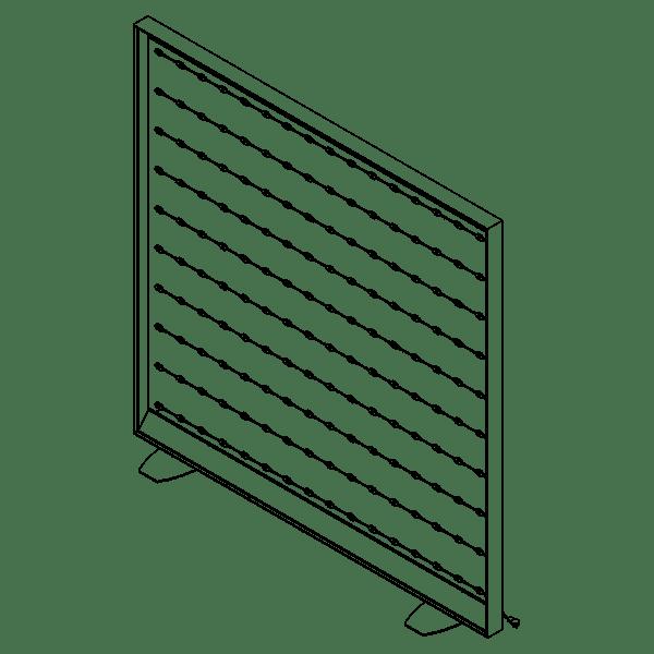 freestanding-light-box-frame