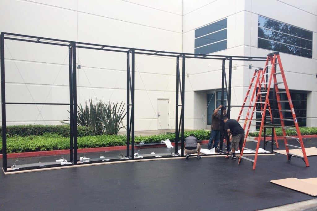 backdrop-fabrication