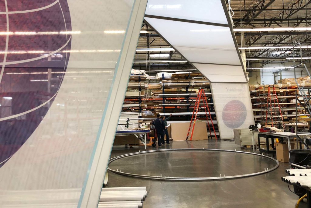 canopy-frame-fabrication