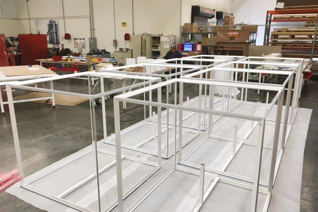 cube-fabrication