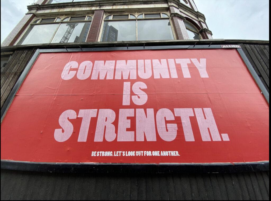 Community is Strengh